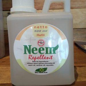 neem mosquito repellent / obat nyamuk