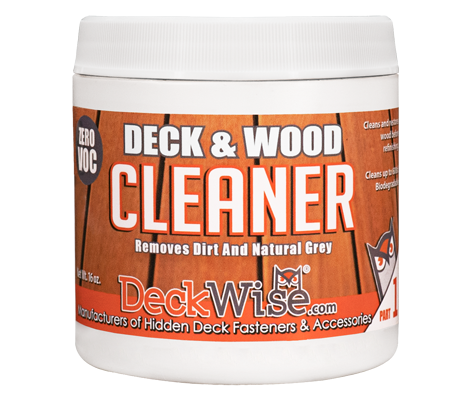 DeckWise Cleaner