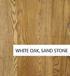 Parquet Engineered White Oak