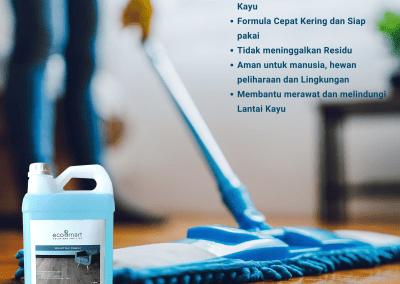 ecosmart wood floor cleaner